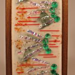 Wall Art – Fused Glass #WL105 Party Time!