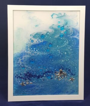 Glass and Acrylic Wall Art – #ACf003