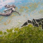 Glass and Acrylic Wall Art – #ACf005