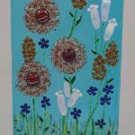 Free Standing Flower Garden – #FS72