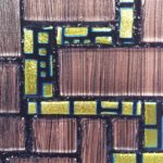 . Fused Glass A-Maze-Ing – #WM107