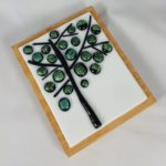 Dichroic Abstract Tree – #WS258