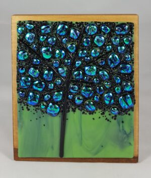 Dichroic Abstract Tree – #WS268