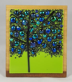 Dichroic Abstract Tree – #WS269